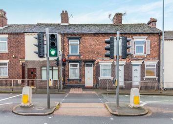 Thumbnail 2 bed terraced house for sale in Werrington Road, Bucknall, Stoke-On-Trent