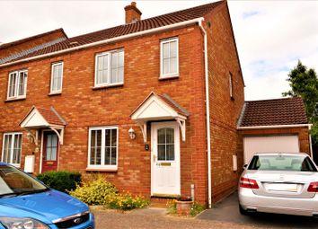 Thumbnail 2 bedroom end terrace house to rent in Widgeon Lane, Tewkesbury