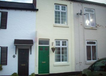 Thumbnail 1 bed terraced house to rent in Barrow Road, Sileby