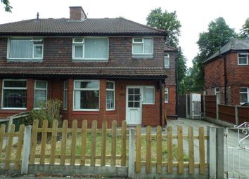 Thumbnail 3 bed semi-detached house for sale in Kings Road, Stretford, Manchester, Greater Manchester