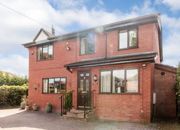 Thumbnail 4 bedroom detached house for sale in Kingsbrook Road, Whalley Range/Chorlton, Manchester