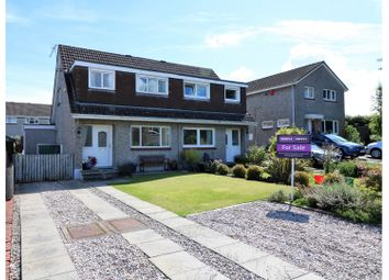 Thumbnail 3 bed semi-detached house for sale in Bells Burn Avenue, Linlithgow