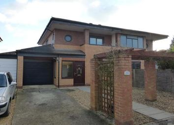 Thumbnail 3 bed semi-detached house to rent in Two Mile Ash, Milton Keynes