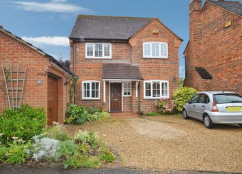Thumbnail 3 bed detached house to rent in The Glebe, Weston Turville, Aylesbury