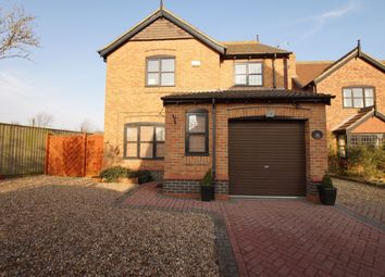Thumbnail 3 bedroom detached house for sale in Woodland View, Barnetby