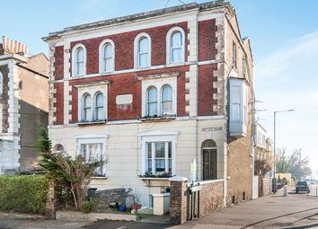 Thumbnail 1 bed flat for sale in West Cliff Road, Ramsgate