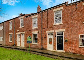 Thumbnail 2 bed flat for sale in John Street, Earsdon, Whitley Bay, Tyne And Wear
