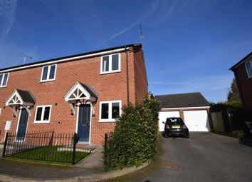 Thumbnail 2 bed terraced house for sale in Sycamore Court, Kilburn, Belper