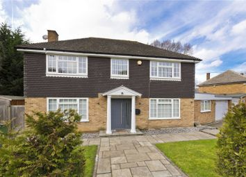 Thumbnail 5 bed detached house to rent in Cumbrae Gardens, Long Ditton, Surbiton, Surrey