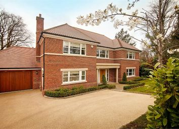 Thumbnail 6 bedroom detached house for sale in St Margarets Avenue, Dormans Park, Surrey