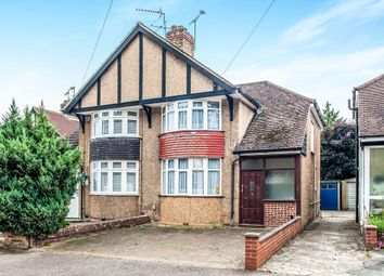Thumbnail 3 bed semi-detached house for sale in Holland Gardens, Watford