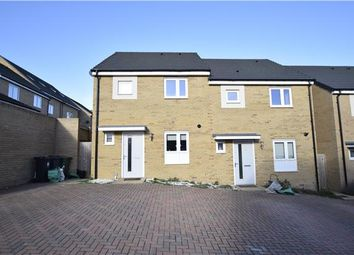 Thumbnail 3 bed semi-detached house for sale in Primrose Road, Emersons Green, Bristol
