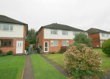 Thumbnail 2 bed maisonette to rent in Clinton Road, Shirley, Solihull