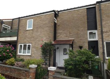 Thumbnail 3 bed terraced house for sale in Brindley Grove, Wilmslow, Cheshire