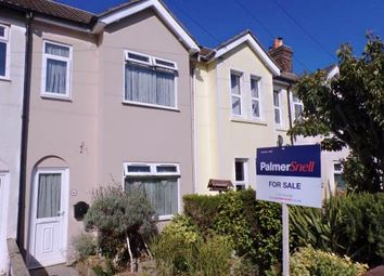 Thumbnail 3 bedroom terraced house for sale in Hamworthy, Poole, Dorset
