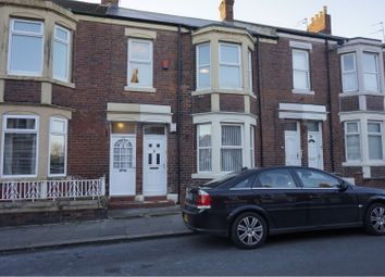 Thumbnail 2 bed flat for sale in Ash Grove, Wallsend