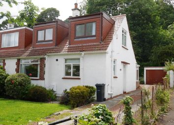 Thumbnail 3 bed semi-detached house to rent in Hillpark Avenue, Edinburgh