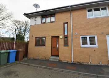 Thumbnail 2 bed end terrace house for sale in Comely Terrace, Falkirk