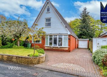 Thumbnail 2 bed detached house for sale in Lydford Road, Bloxwich, Walsall