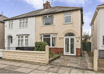 Thumbnail 3 bed semi-detached house for sale in Terence Road, Childwall, Liverpool