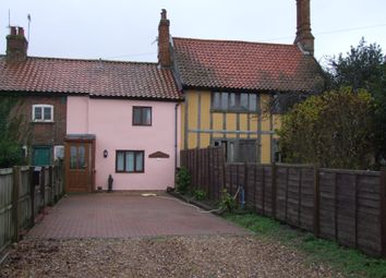 Thumbnail 1 bed terraced house for sale in Hinton Corner, Hinton, Saxmundham