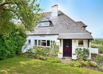 Thumbnail 3 bed detached house for sale in Gael Hill, Broadoak, Sturminster Newton, Dorset