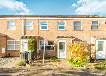 Thumbnail 2 bed terraced house for sale in Crediton Close, Devon Park, Bedford, Bedfordshire