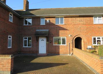 Thumbnail 3 bed terraced house for sale in Woodthorpe Road, Loughborough