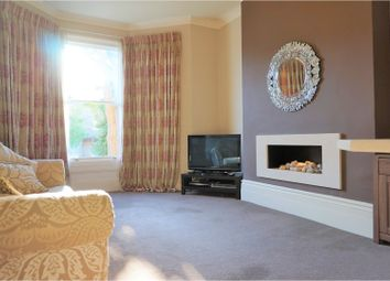 Thumbnail 2 bed flat to rent in Grange Park, Ealing Common