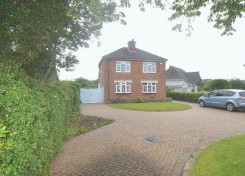 Thumbnail 4 bed detached house to rent in Titchfield Road, Stubbington, Fareham