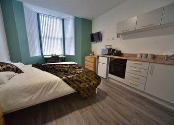 Thumbnail 1 bed property to rent in Albert Road, Middlesbrough