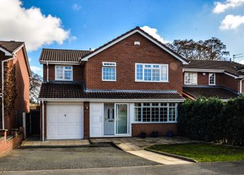 Thumbnail 4 bed detached house for sale in Beechfields Way, Newport, Shropshire