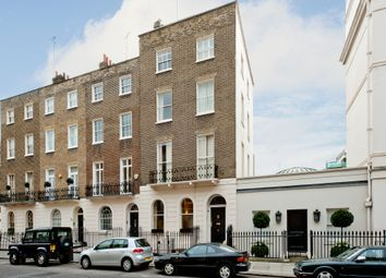Thumbnail Block of flats for sale in Lower Belgrave Street, Belgravia, London