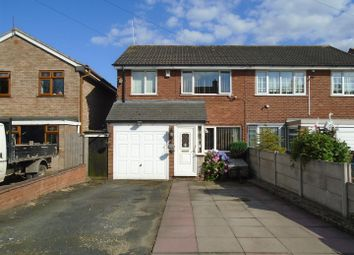 Thumbnail 3 bed semi-detached house for sale in Southgate, Cannock