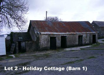 Thumbnail Barn conversion for sale in Cefn Esgeronen, Llanarth