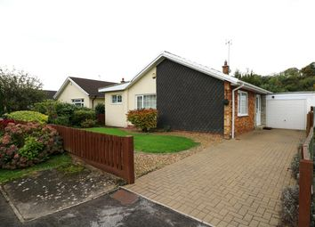Thumbnail 3 bed detached bungalow for sale in The Orchard, Ponthir, Newport