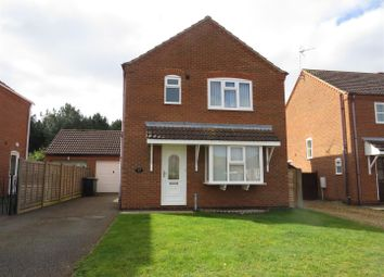 Thumbnail 3 bedroom detached house for sale in Duck Decoy Close, Dersingham, King's Lynn