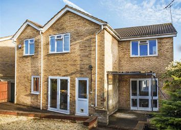 Thumbnail 4 bedroom detached house for sale in Ryan Close, Sparcells, Swindon