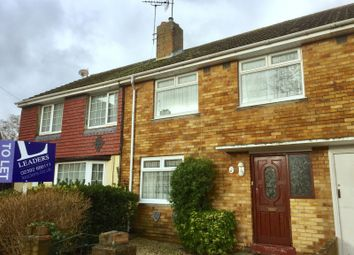 Thumbnail 3 bed terraced house to rent in Winkton Close, Havant
