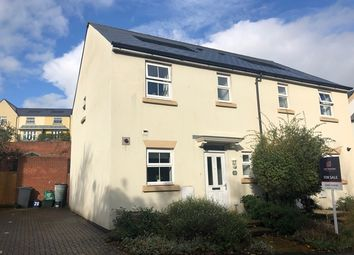 Thumbnail 3 bed semi-detached house for sale in Lindemann Close, Sidford, Sidmouth