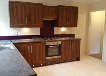 Thumbnail 2 bed terraced house to rent in Huntly Road, Peterborough