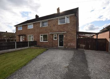Thumbnail 3 bed semi-detached house for sale in Greenfield Drive, Lostock Hall, Preston, Lancashire