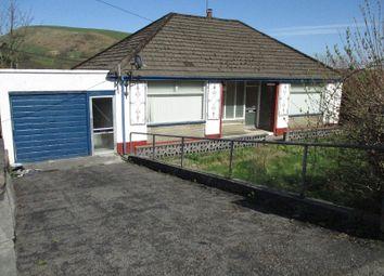Thumbnail 3 bed detached bungalow for sale in Maesteg Road, Llangynwyd, Maesteg, Bridgend.