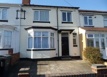Thumbnail 3 bed town house to rent in Poplar Avenue, Edgbaston