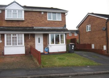Thumbnail 2 bed semi-detached house to rent in Whitebeam Close, The Rock, Telford
