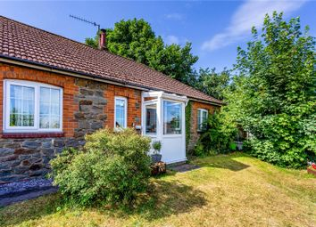 Thumbnail 2 bed semi-detached bungalow for sale in Salisbury Road, Marlborough, Wiltshire