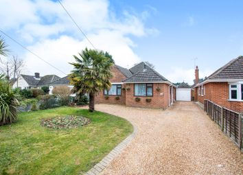 Thumbnail 4 bed bungalow for sale in Westwood Avenue, Ferndown