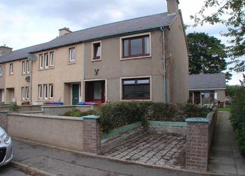 Thumbnail 2 bed end terrace house for sale in Priory Place, Elgin, Moray