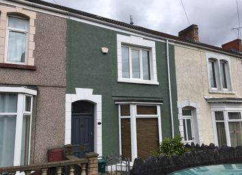 Thumbnail 4 bedroom terraced house to rent in Marlborough Road, Swansea