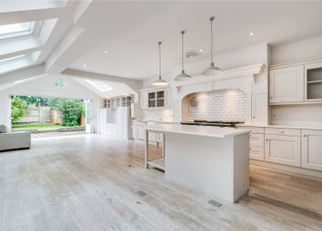 Thumbnail 5 bed terraced house to rent in Langthorne Street, Fulham, London
